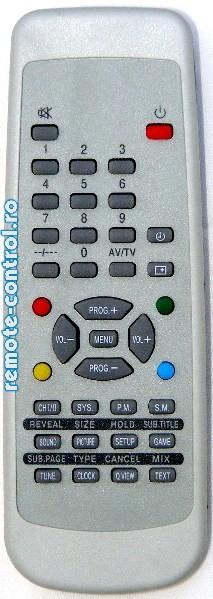Telecomanda Akira
