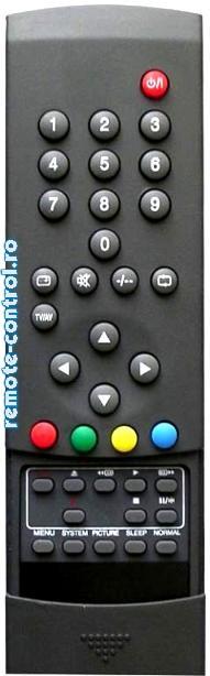 Telecomanda Akai RCN2A