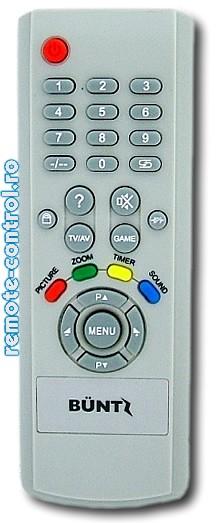 Telecomanda Buntz
