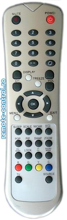 Telecomanda Delton RC07328