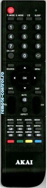 Telecomanda AKAI FL3210A