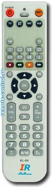 Telecomanda Programabila PC KL-54