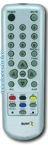 Telecomanda Buntz P02L