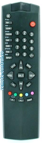 Telecomanda R2Y000 BEKO