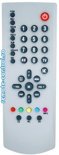 Telecomanda RC19 BEKO