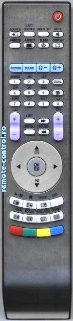 Telecomanda Amoi RCT311T