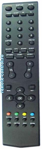 Telecomanda AOC RM36FC01