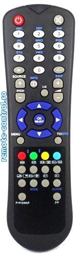 Telecomanda RC1055, Vestel, RC 1055