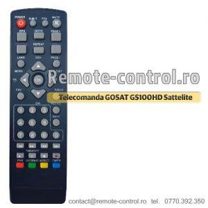 Telecomanda-GOSAT-GS100H-Sattelite-remote-control-ro