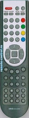 Telecomanda Silva Schneider LDT2210