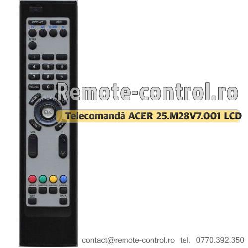 Telecomandă ACER 25M28V7001