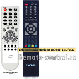 Telecomanda-LED-Horizon-RC44F-remote-control-ro