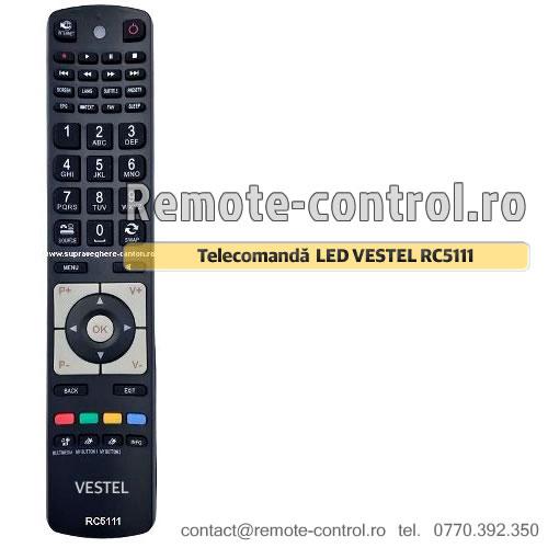 Telecomanda Vestel RC5111