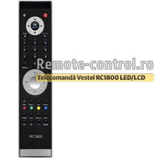 Telecomanda-LED-Vestel-RC1800-remote-control-ro
