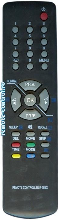 Telecomanda Daewoo R-28B03