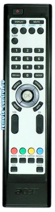Telecomanda Acer UR54AEC067T